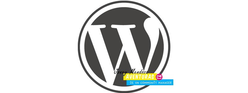 ¿Por qué WordPress y no otro CMS?